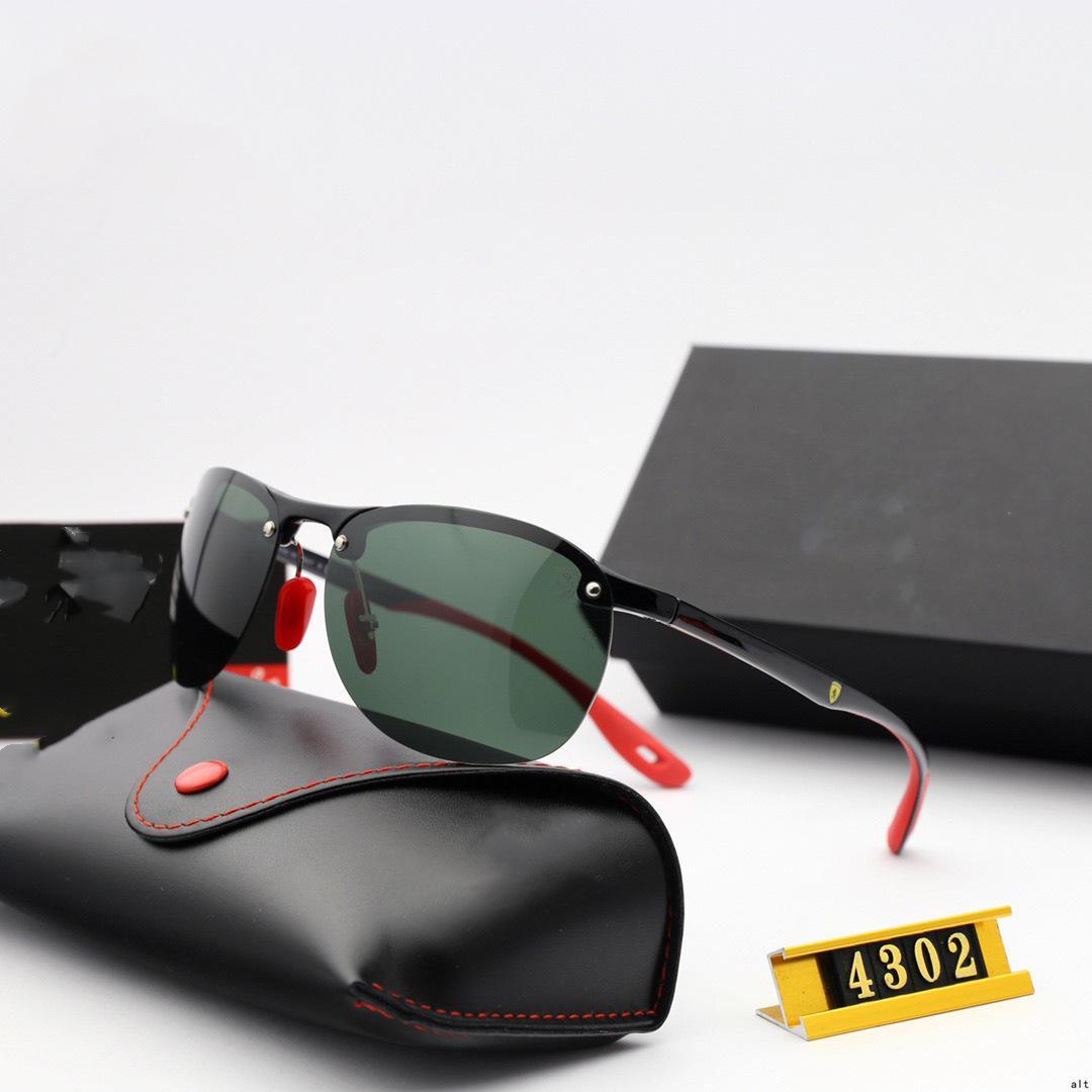 TR polarized sunglasses 2019 new men girl friend4302M eyeglasses ultralight high-definition color film riding goggles eye tide mirror glass