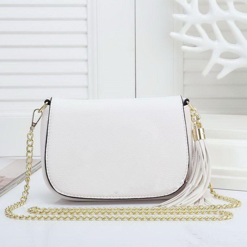 New desenhador de forma famoso Bolsa de Ombro Pu Couro corpo Soho Bag Disco Cruz Pure Color Flap Bag Mulheres bolsa 20 centímetros * 14 centímetros * 6cm
