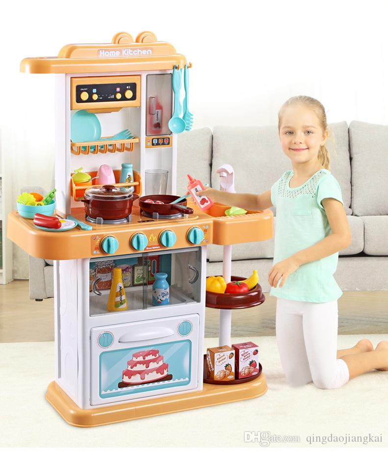 2019 Us Eu Ca Hotsales 888 16 Beiens Brand Toys Childrens Play Kitchen Set  Kitchen Cooking Toy Simulation Toy Boys And Girls Pretend Play Toys From ...