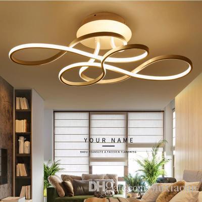 Lampada a soffitto a LED Lampada da soffitto moderna per soggiorno camera da letto lampada da soffitto dimmerabile con telecomando lamara LED Techo