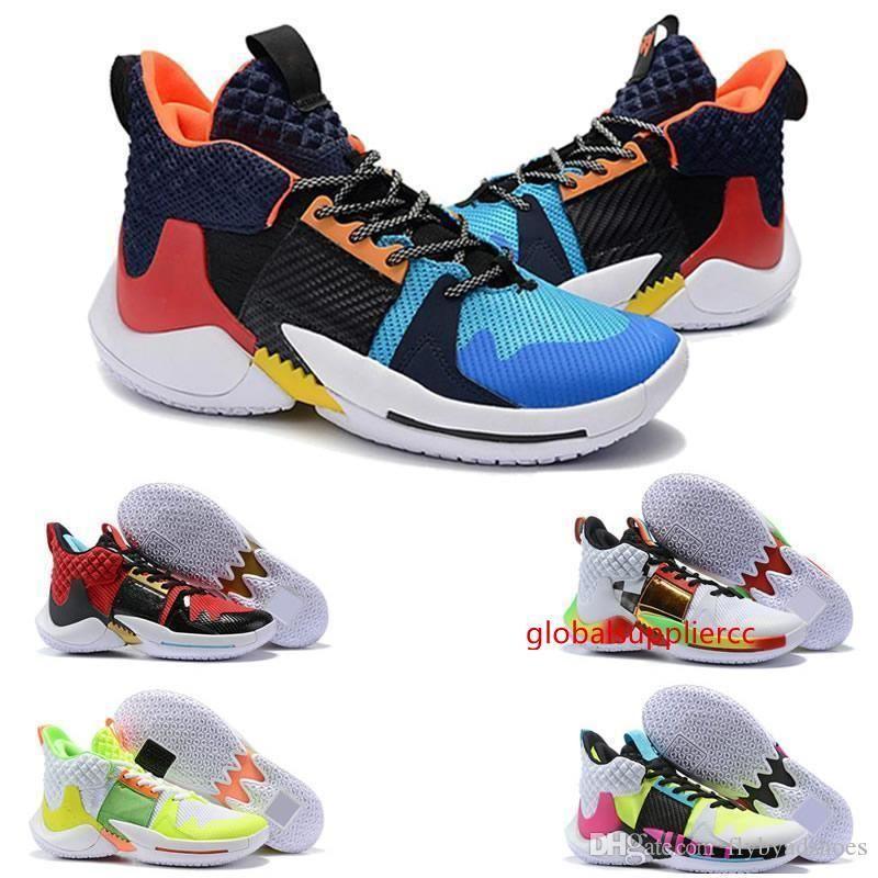 Basketball Westbrook Shoes Mens Preto Why Not Zero.2 tamanho Sapatilhas Outdoor Sports formadores de designer Material sapatos de desporto 40-46
