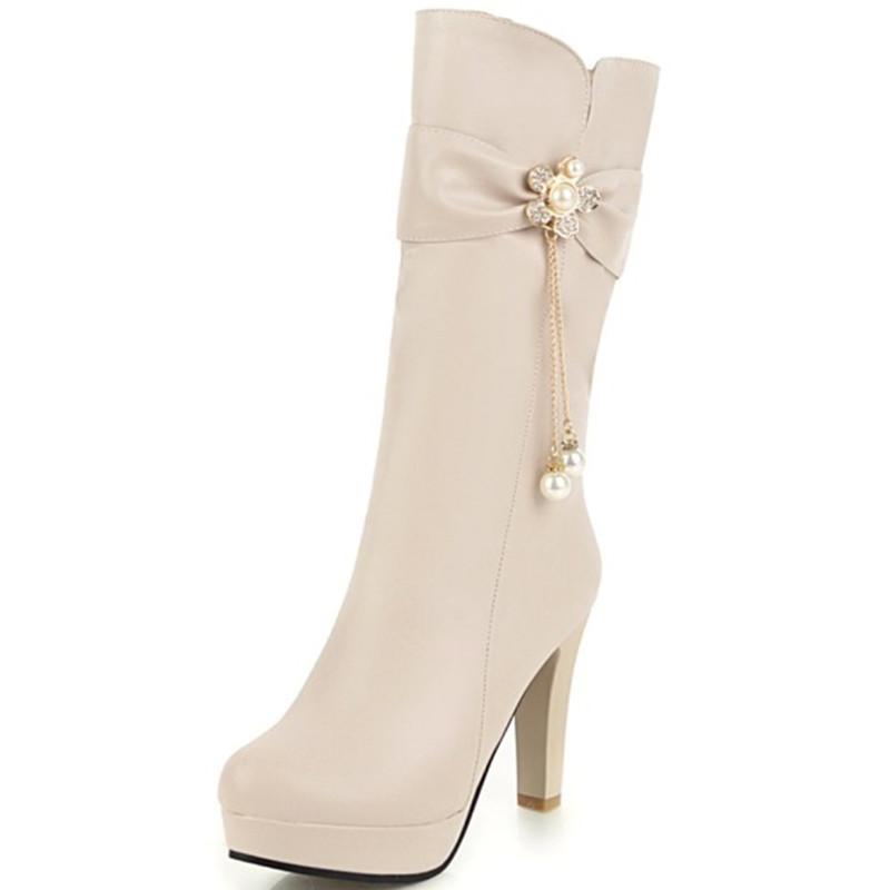 modelos de botas para mujer