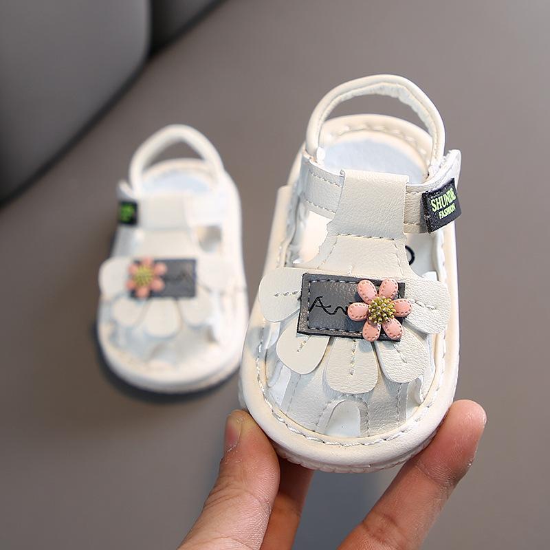 Baby Girl Sandals 2020 Summer New First