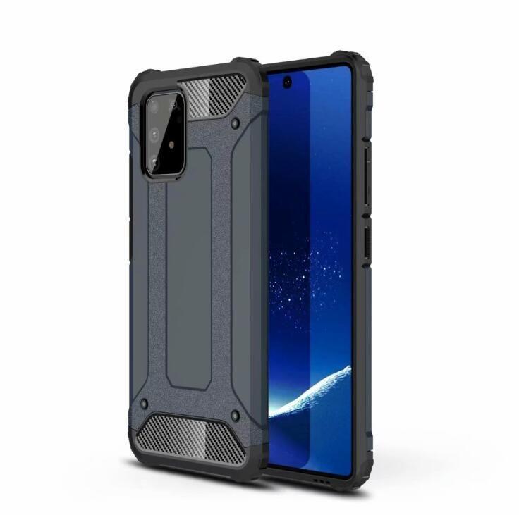 Para OnePlus 8 Caso Noble Ultra-Thin dura do PC Back Cover Luxo coloridos da etiqueta protetora da Capa OnePlus 8