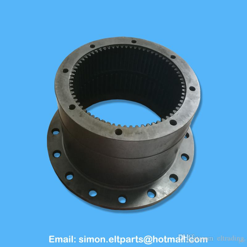 Double Stage Gear Ring 58/69T 1010014 for Travel Gearbox Reducer Final Drive Fit EX100-1 EX120-1