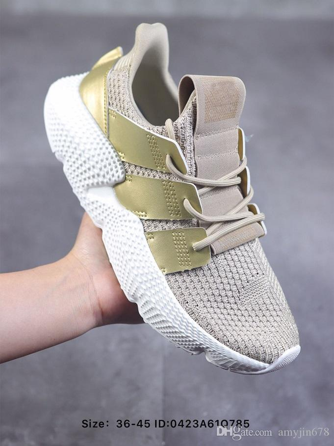 High quality Originals Prophere Climacool EQT 4s Four generations sports Running Shoes outdoor fashion casual shoes size