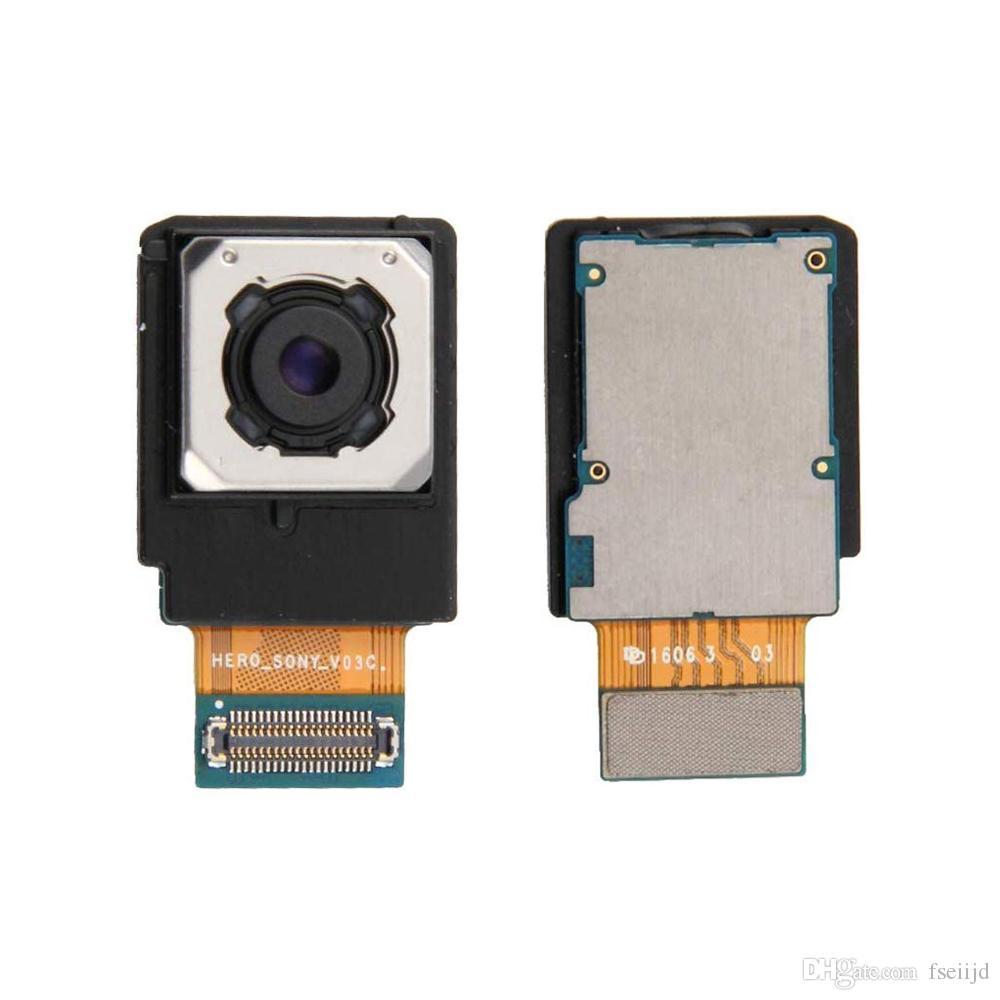 Sostituzione 10pcs per Samsung Galaxy S7 G930F S7 bordo G935F Torna telecamera posteriore Modulo Flex Cable