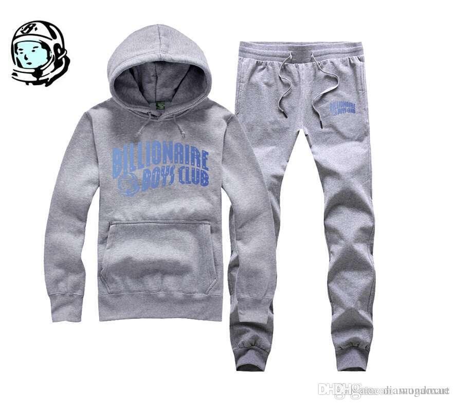 3e6b29977089 ... Brand-2019 новое поступление спортивный костюм хип-хоп BILLIONAIRE BOYS  CLUB мужской спортивный костюм ...