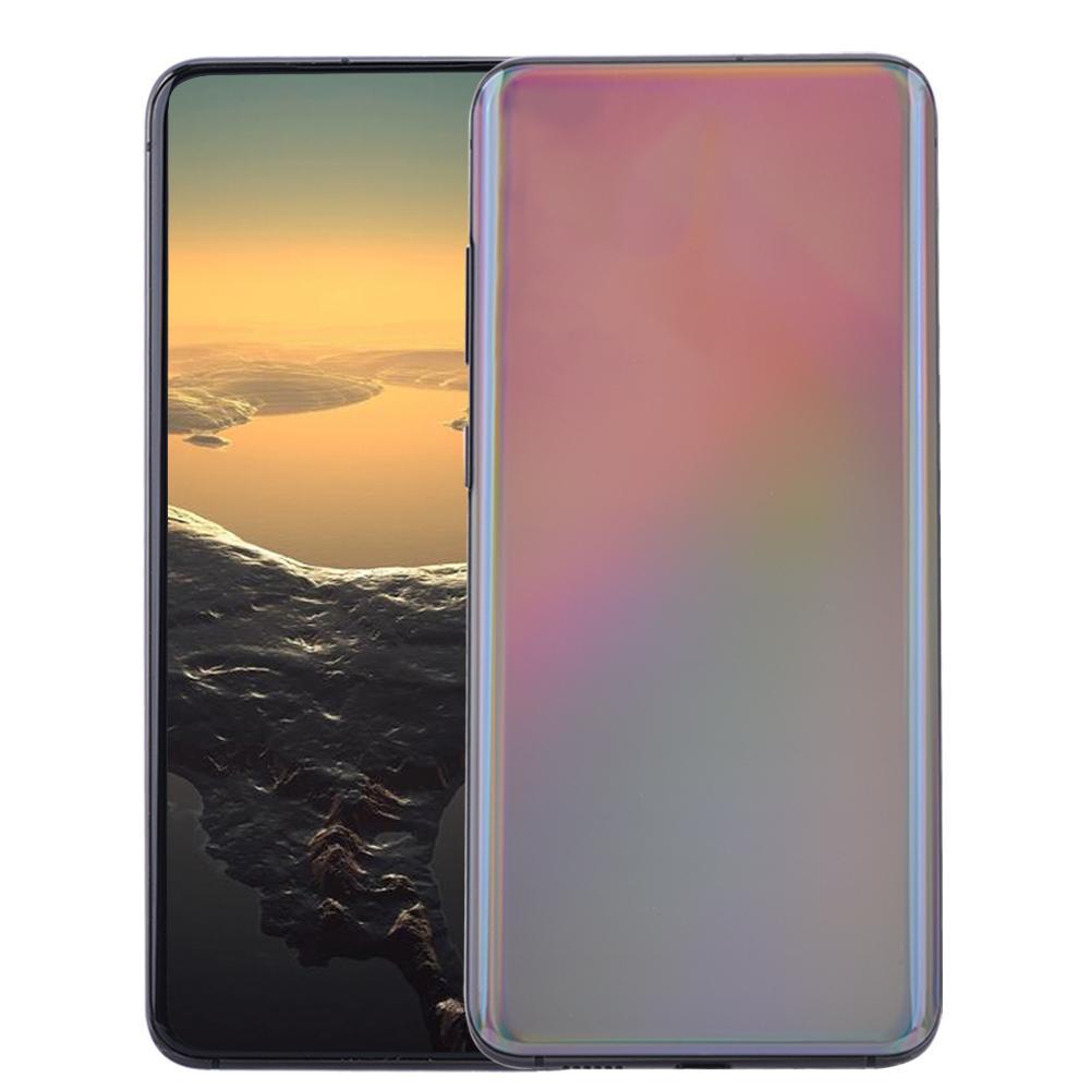 """6.9 """"전체 화면 Goophone GPS20 20U 울트라 3G WCDMA 쿼드 코어 1기가바이트 16기가바이트 + 32기가바이트 안드로이드 10 펀치 홀 전면 카메라 얼굴 ID 지문 스마트 폰"""