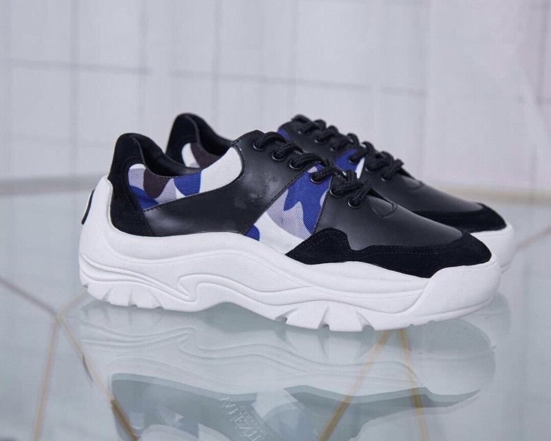 Valentino men shoes 2020 nueva GNER lujo de los hombres de los zapatos ocasionales de los hombres casual de lujo de diseño zapatillas de deporte para hombre de las