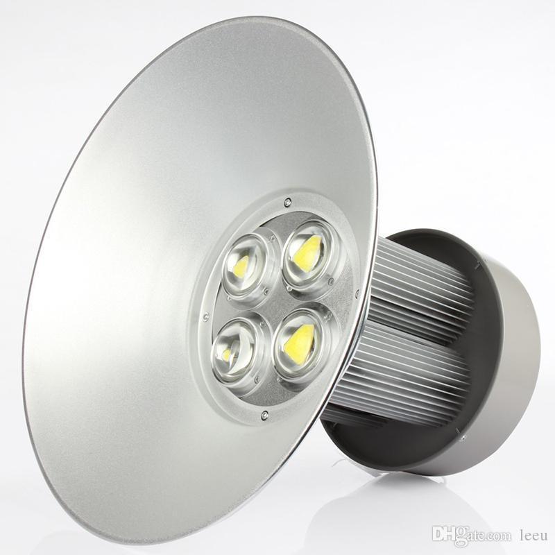 LED 높은 베이 빛 50W 100W 150W 200W 산업 램프 50000H AC85-265V