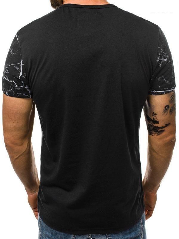 Rapide T-shirts Marche à sec Casual Hommes Tops Designer Lettre Hommes Imprimé T-shirts manches courtes ras du cou