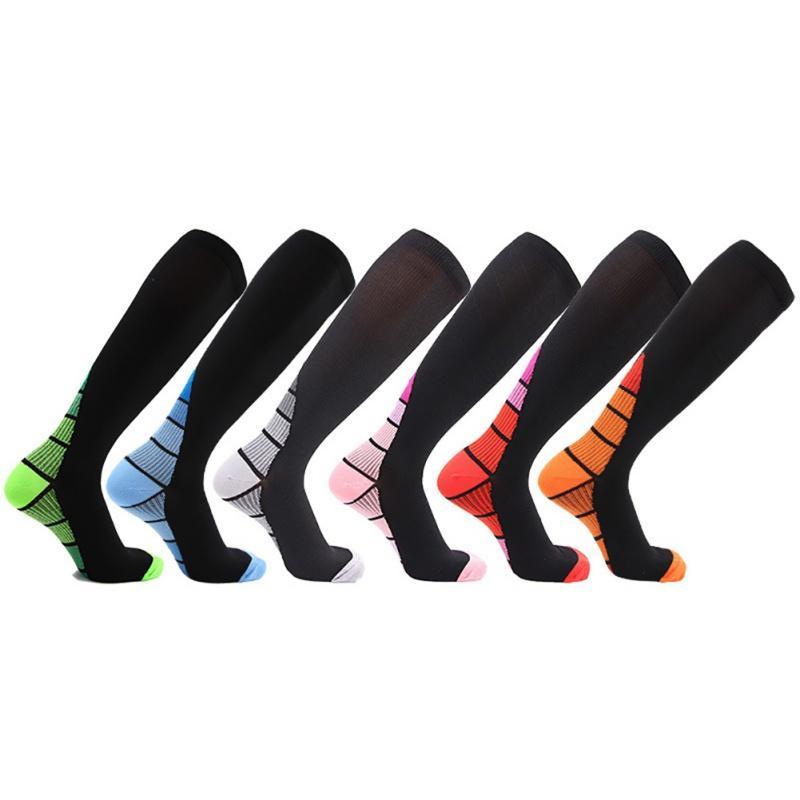 Mens Athletic Long Socks Running Non Slip Boot Socks