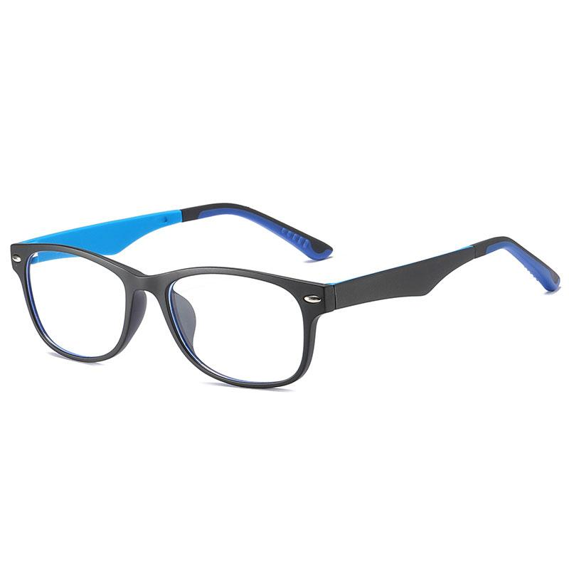 Computer mobile phone goggles men and women optical glasses frame glasses anti-fatigue computer glasses goggles anti-blue light radiation