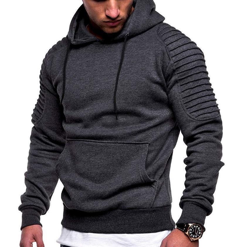 Diseñador de los hombres sudaderas Adolescente Ropa para hombre cubrió el otoño del resorte de sudaderas con capucha impresos Hommes