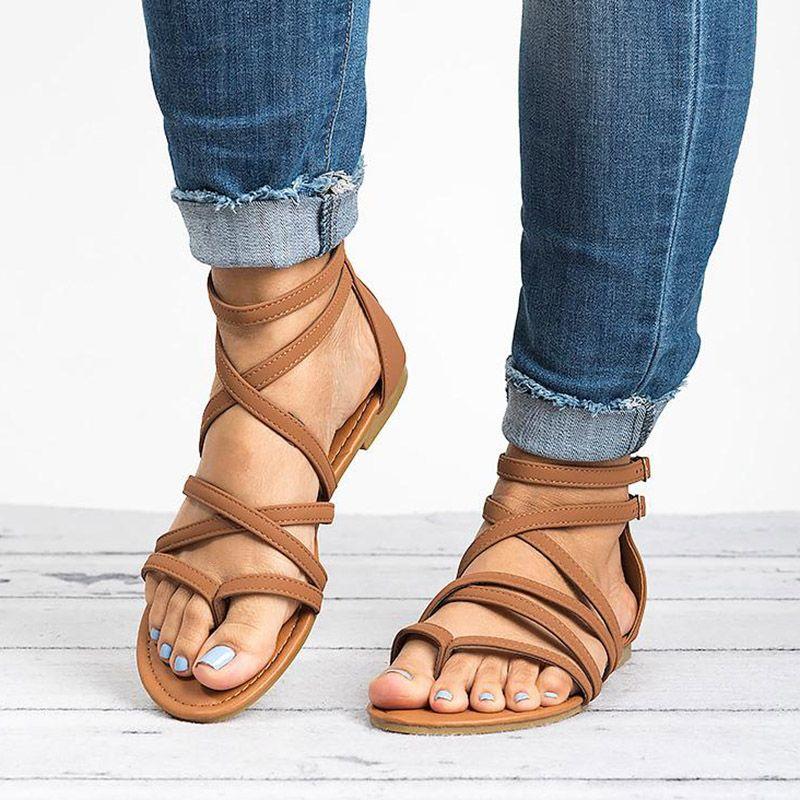 Women Sandals Fashion Gladiator Sandals
