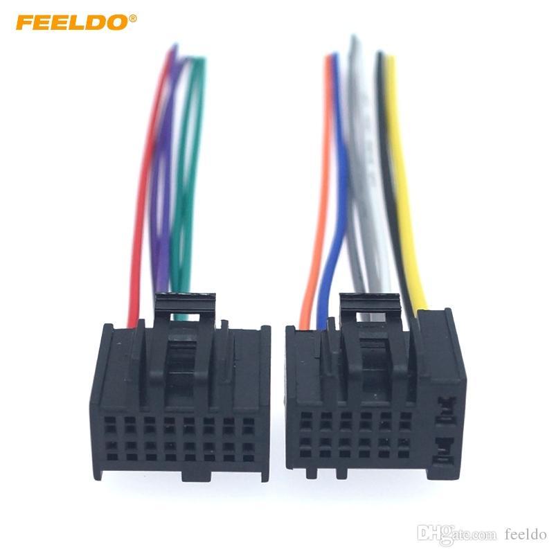 Cable adaptador conector radio CHEVROLET 2005-/>