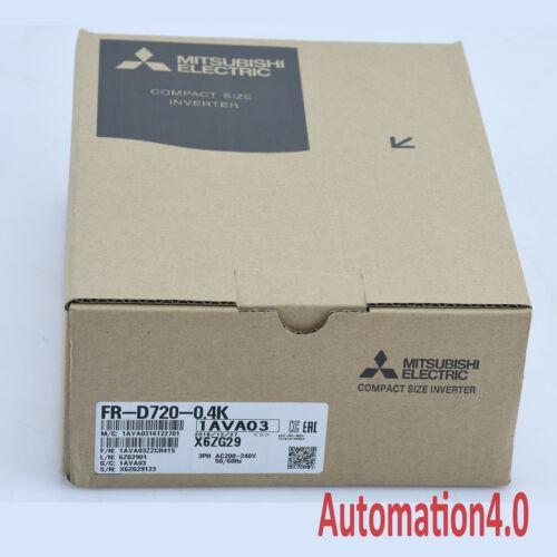 FR-D720-0.4K 220V 0.4 kW YENİ KUTU * Ücretsiz Gemi invertör Mitsubishi *