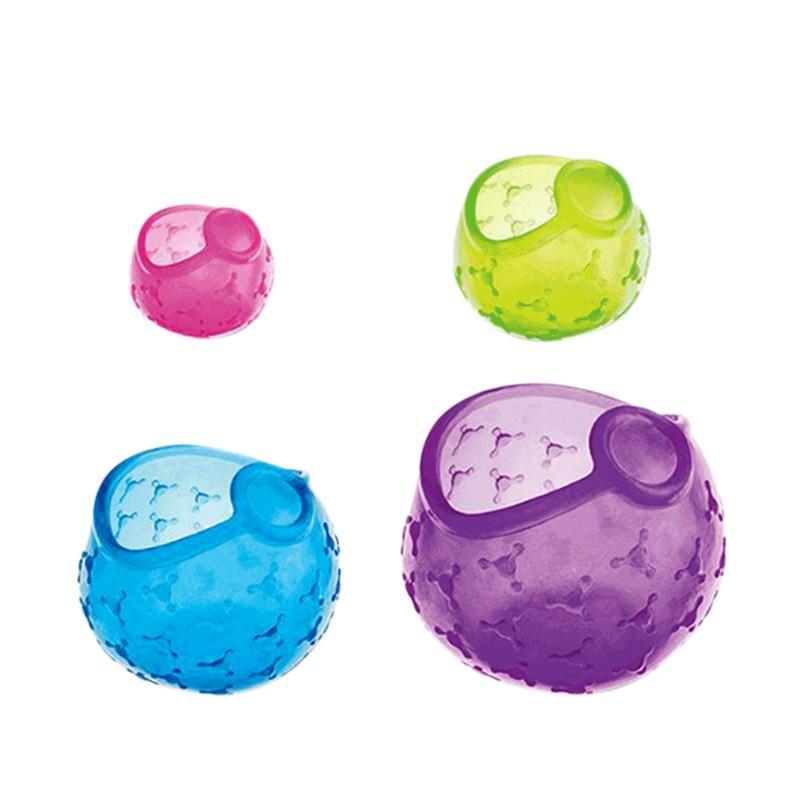4pcs / Seti Food Grade Silikon Kapak Blubber Saran Gıda Taze Bowl Kapak Kavun Stretch Emme Sealer Mutfak Araçları Mühürlü