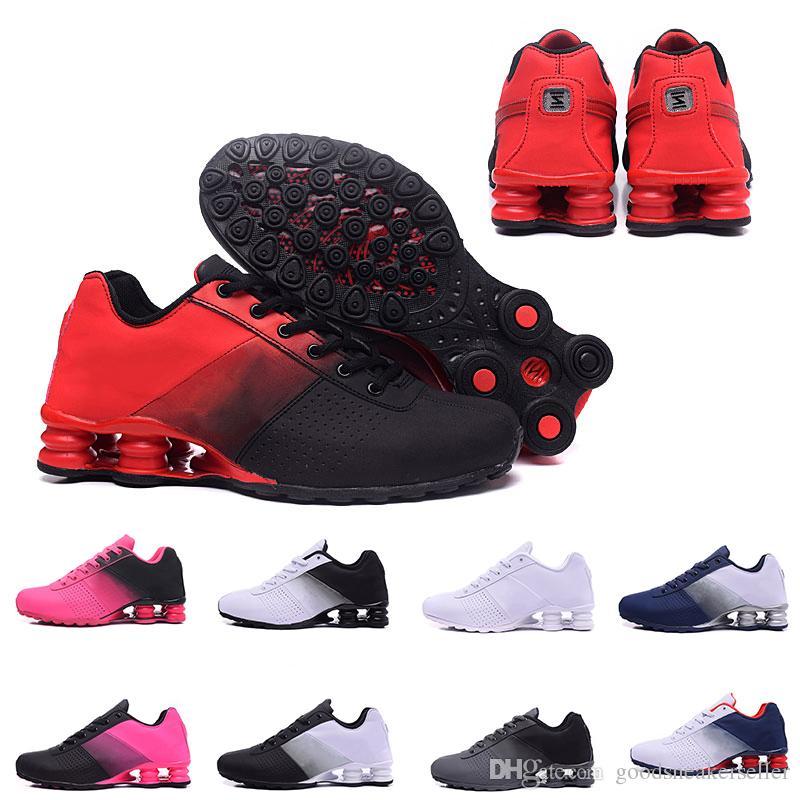 Top Fashion Deliver 809 Tênis Para Mulheres Dos Homens Da Marca DELIVER OZ NZ Marca Athletic Sneakers Formadores triplo s Sports Designer 36-46