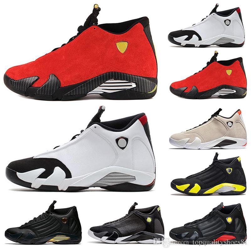 جديد 14 14 ثانية رجل كرة السلة أحذية الرجال مصمم موجة عداء الرجعية سلال مصمم الرياضة المدربين chaussures رياضة us 7-13