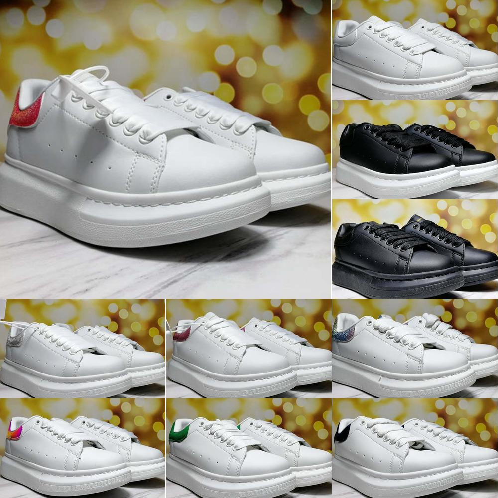 moda rahat kadın erkek Alexendre McQveen kadın erkek ayakkabılar yüksek taban ayakkabılar kapalı açık çalışma 7MKF