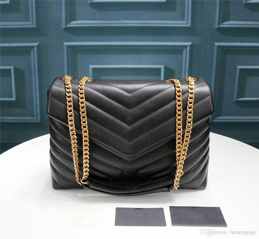 Hot sale new fashion luxury designer bag woman handbags high-quality hardware charms smooth leather bag hand-embroidered V cross-body bag