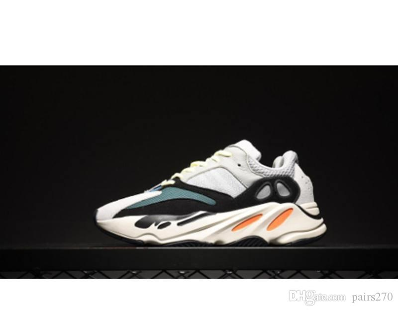 Großhandel Adidas Yeezy 700 V2 Off White Boost Sneakers Bequeme TurnschuheSehr Preiswerte Schuhe Expressversand Männer Und Frauen Verdienen Es Schuhe