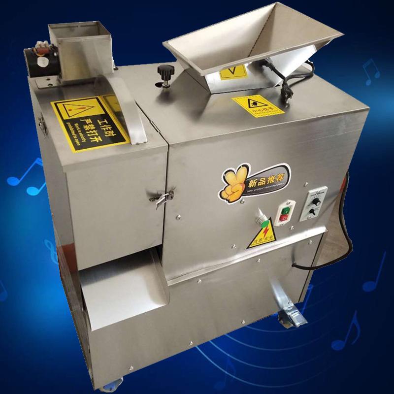 Haute qualité machine de coupe de pâte automatique commerciale Machine de découpage inoxydable pâte diviseur coupe Machine à arrondir balle