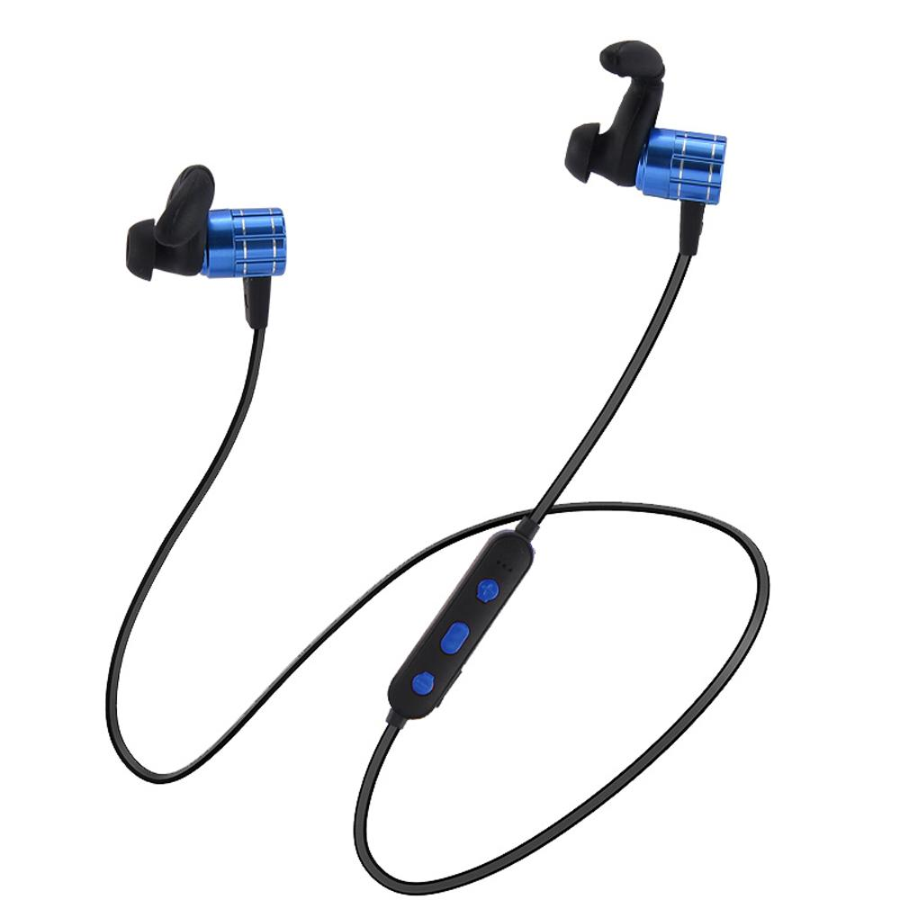 Bluetooth Headset Wireless V4 2 Sports Earphones Stereo Earbuds With Mic For Running Exercise Watching Tv Wireless Headphones For Tv Best Bluetooth Headphones From Wanghongmei8888 7 24 Dhgate Com