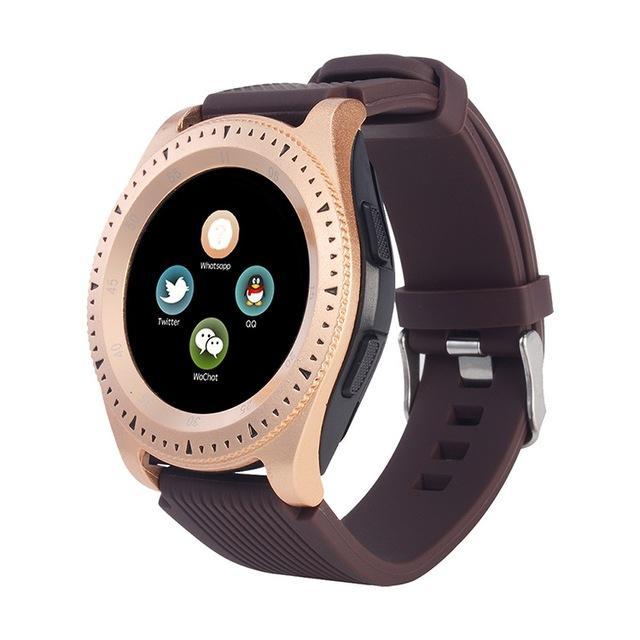 Z4 relógio inteligente Homens Mulheres Sim Card Relógio Bluetooth Phone Watch inteligente Pulseira MSM chamada pulseira de Fitness Smartwatch Android Crianças