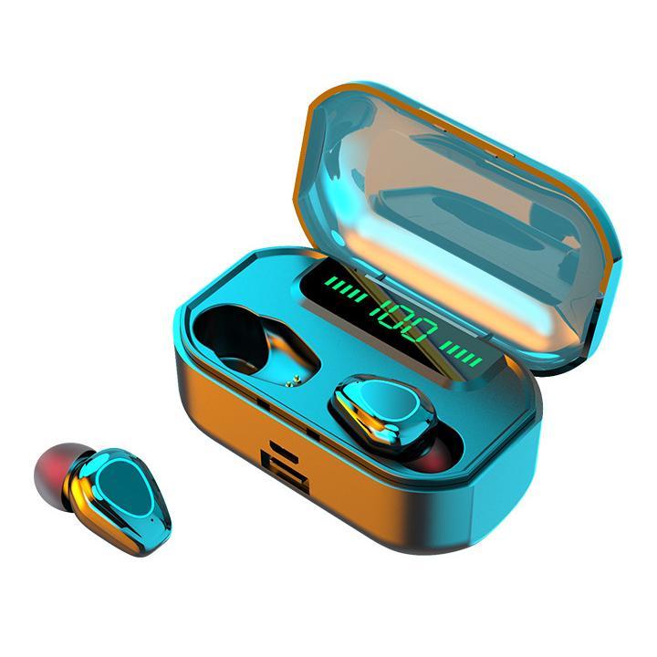 G20 TWS بلوتوث 5.0 لاسلكية سماعات ستيريو الرياضة للماء سماعات لاسلكية سماعات الأذن البسيطة سماعة اللمس الذكية لXIAOMI