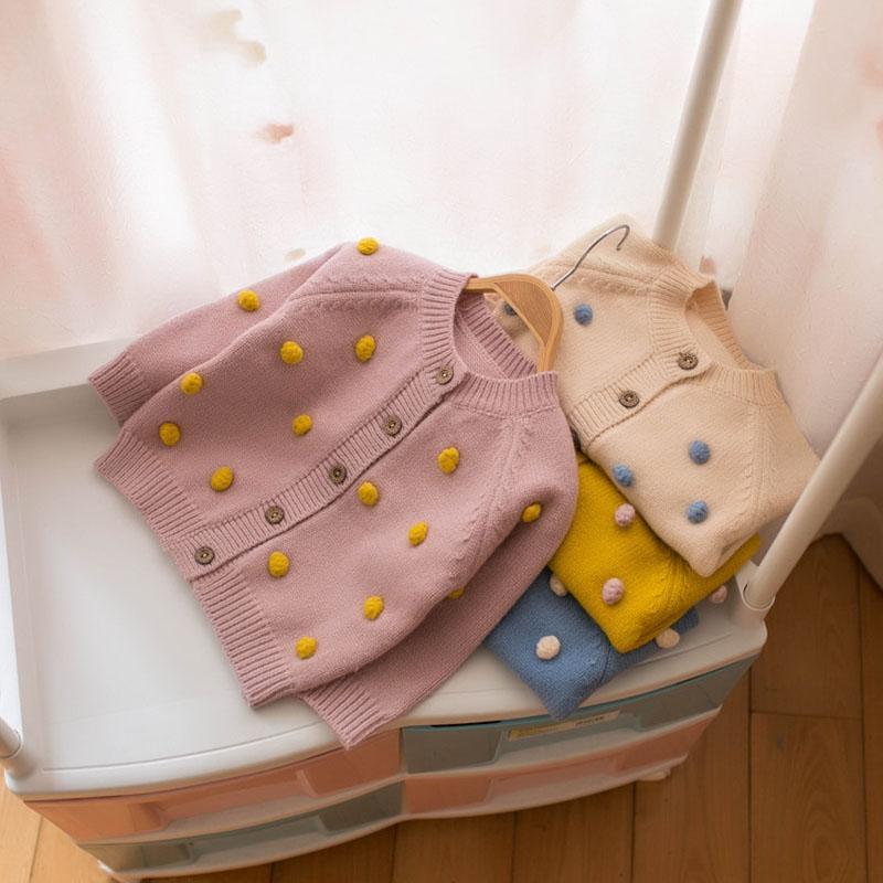 MILANCEL sonbahar yeni çocuk kazak moda kız örgü giyim balo kızlar