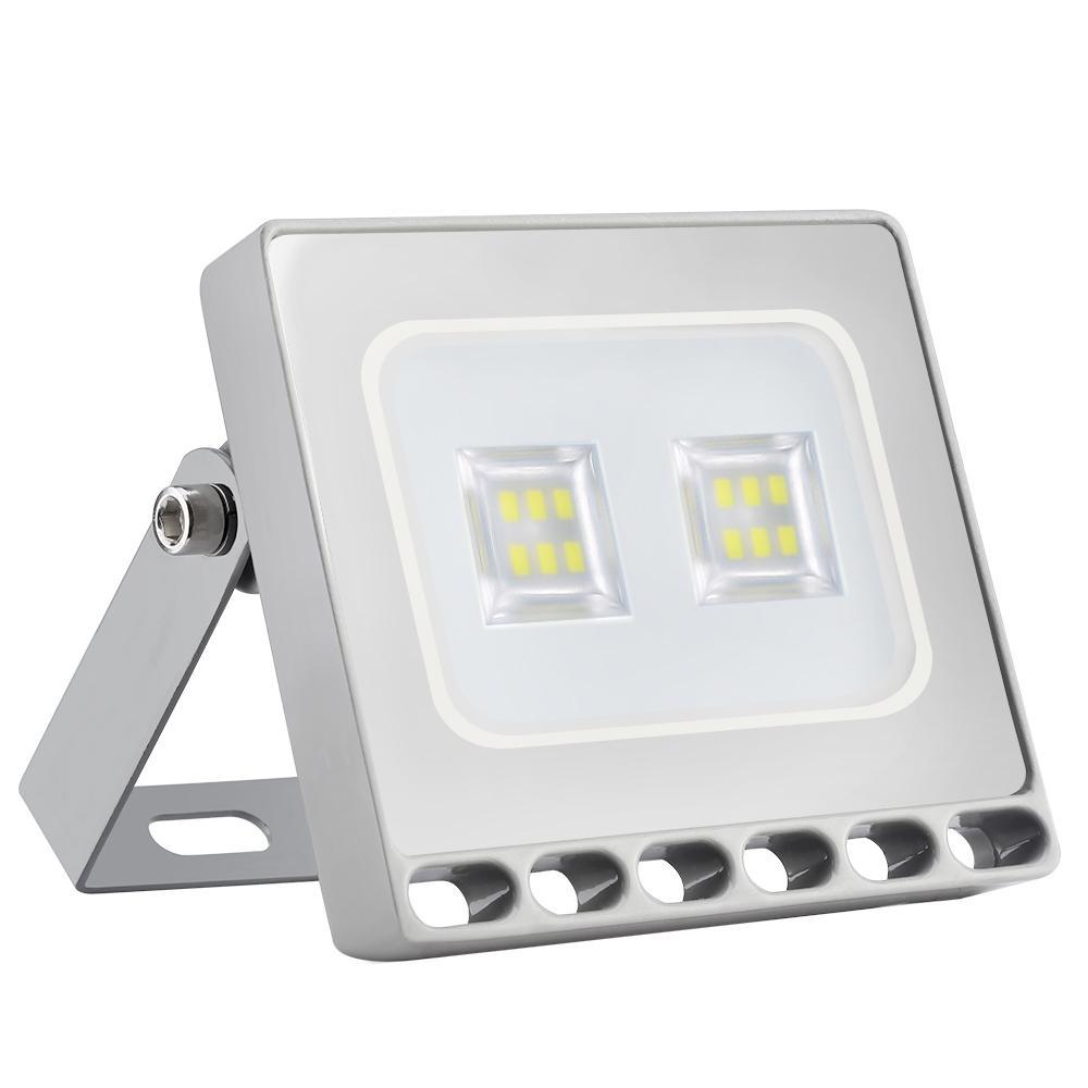 مصابيح في الهواء الطلق ملعب حديقة حديقة لوحة أدى ماء تعيش الطاقة غرفة نوم إنقاذ 10W تبريد الفيضانات ضوء LED البيضاء
