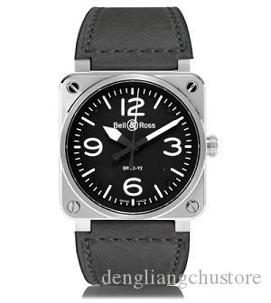 Luxus Sport Männer Uhren Tabelle Lederband Quarz Armbanduhr für Männer geschenk uhren kostenloser versand