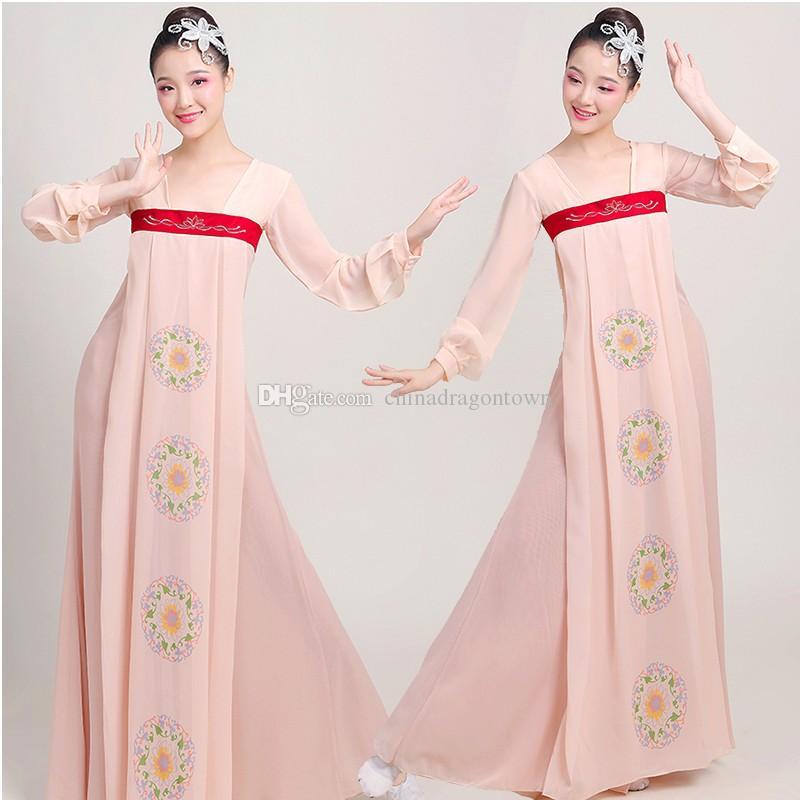 Asie Pacifique îles vêtement sexy moderne femmes hanbok robe cosplay costume coréen Vintage en mousseline de soie robe oriental vêtements ethniques
