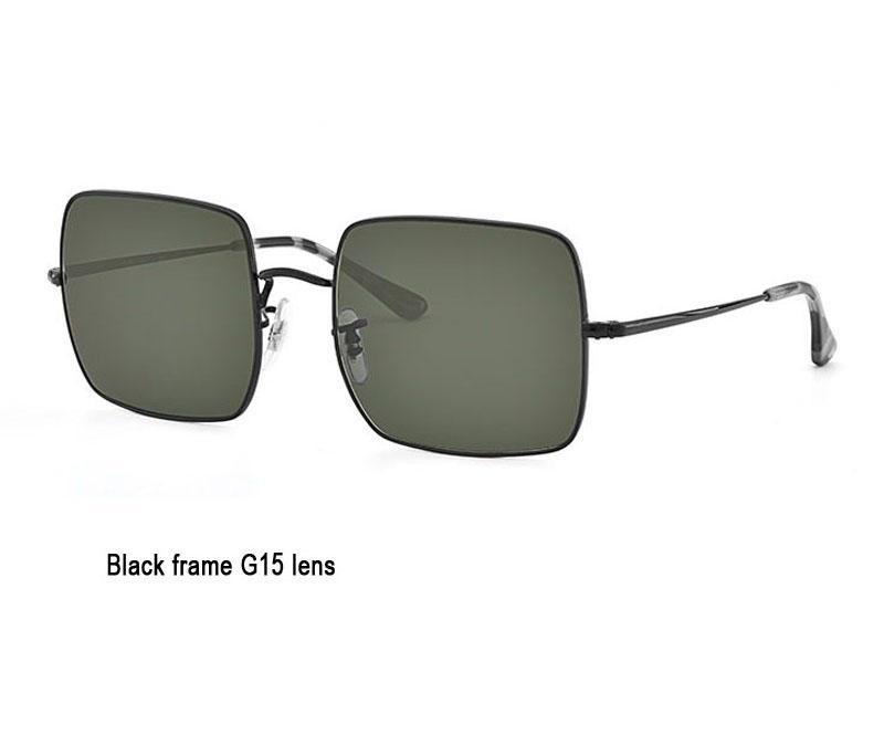 Hot Luxury Gradient glass lens Shades Oversized Sunglasses men Square Brand Design Vintage Women Sun Glasses Oculos De Sol with Retail box