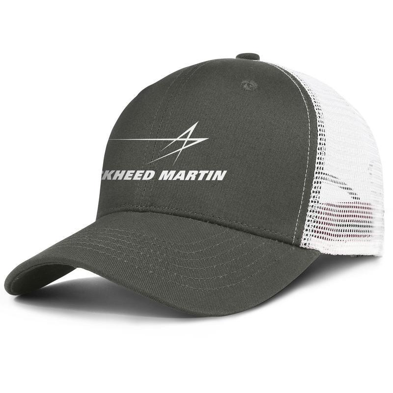 LM Lockheed Martin aero stars army_green for men and women trucker cap baseball cool fitted fashion mesh hats Camouflage Flash gold Gay