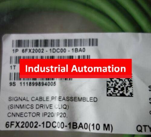 1pc nouvelle ligne de communication Siemens S120 6FX2002-1DC00-1BA0 10 mètres