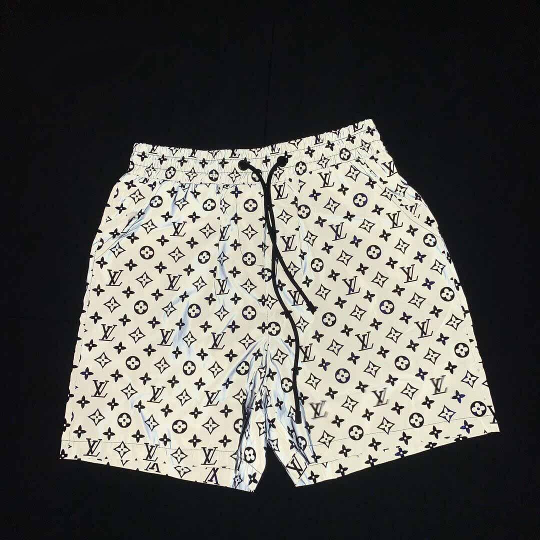 2020 neue Design-Kurzschlüsse der Männer Furcht Gott Justin Bieber Basketball Shorts Hawaii-Strandhosen beiläufige Art und Weise Strand Shorts