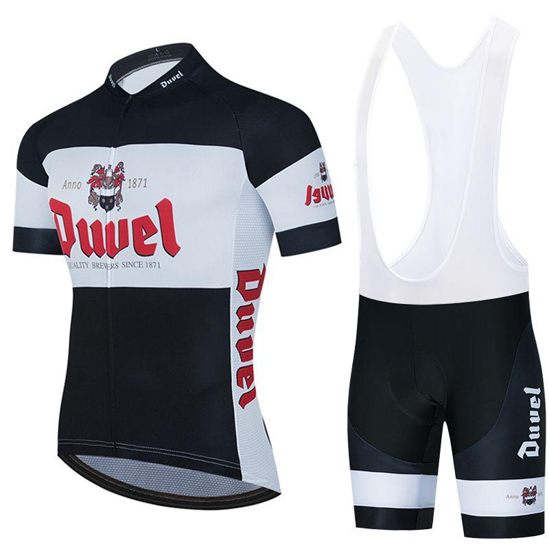 2020Belgium Black Duvel пиво команды Велоспорт Джерси Customized роуд Mountain Race Top Макс шторм задействуя одежда велосипедного наборы