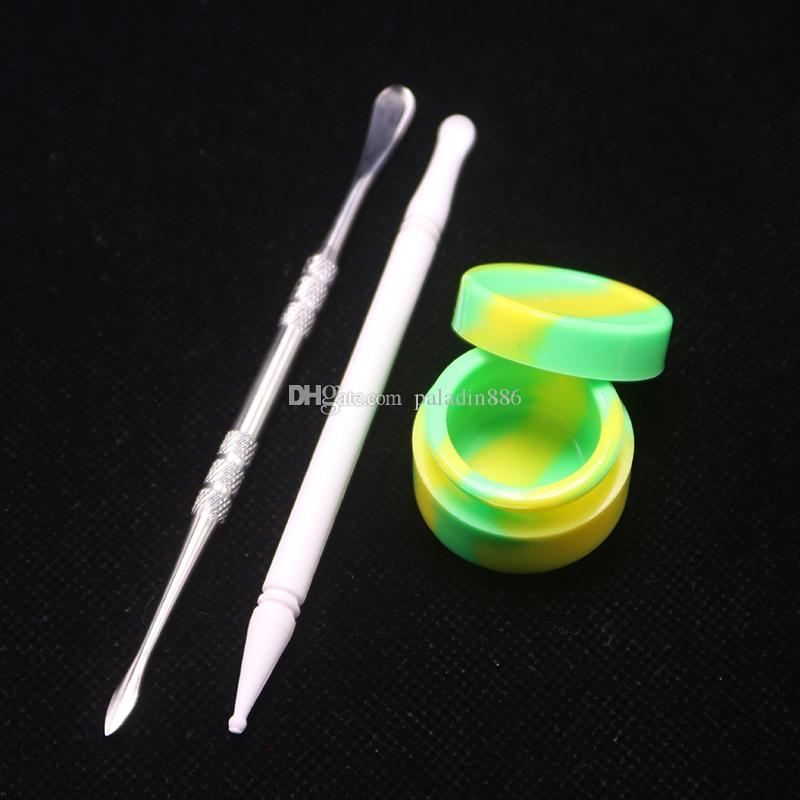 DHL Free Ceramic Dabber 4.5 Inch Wax Dabber Smoking Accessary VS Titanium Dabber Tool Dry Herb Vaporizer Pen for Dab Rig Bongs