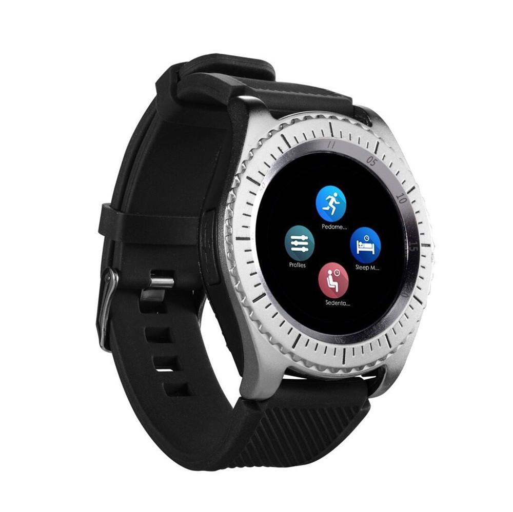 Мода смарт браслет Bluetooth монитор сна фитнес трекер SIM-карты смарт здоровые часы для Android
