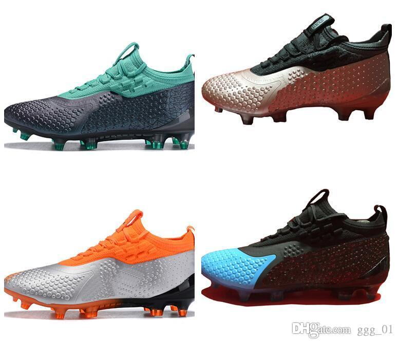 2019 New Superfly EvoSPEED Future One FG Mens Soccer Cleats Neymar Soccer Boots Cristiano Ronaldo World Cup Football Shoes Botines Futbol