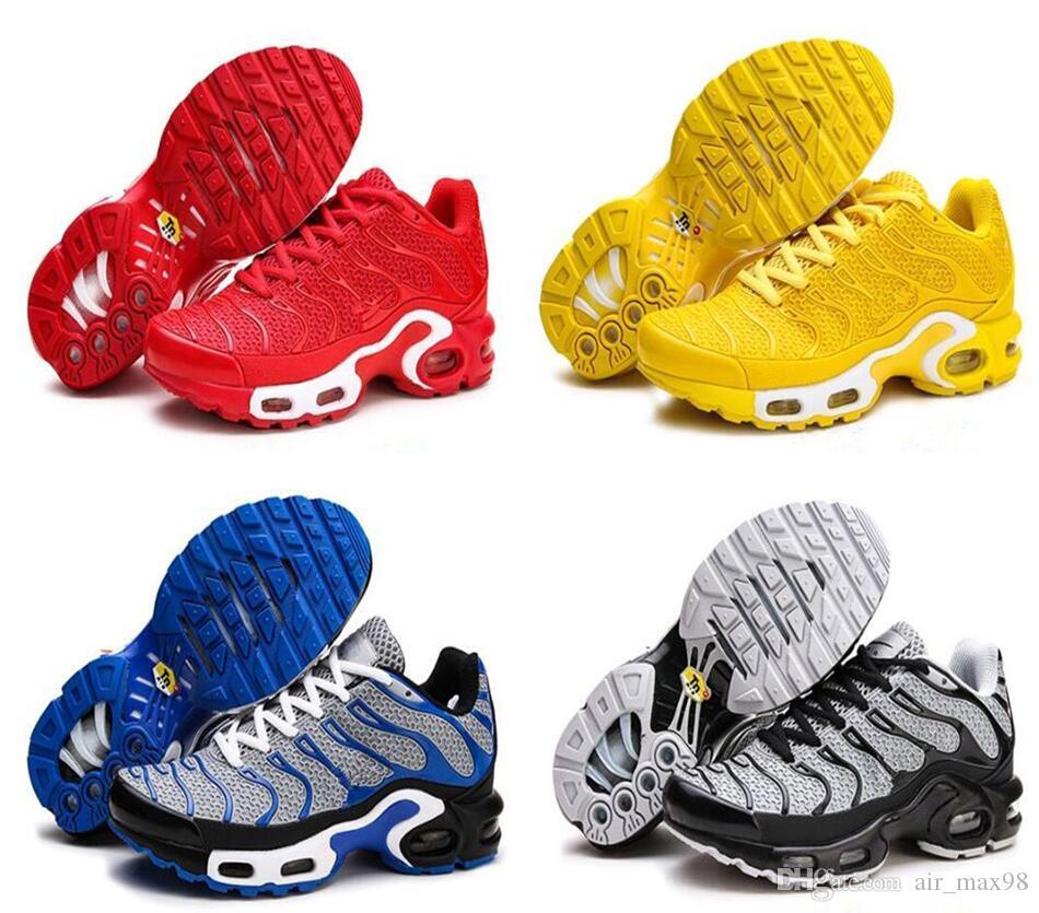 Moda Marka maxes PLUS TN tn ULTRA Renkli Gökkuşağı MEN'S Antrasit Erkekler Nefes Spor çalıştıran Ayakkabı EUR çalıştırır