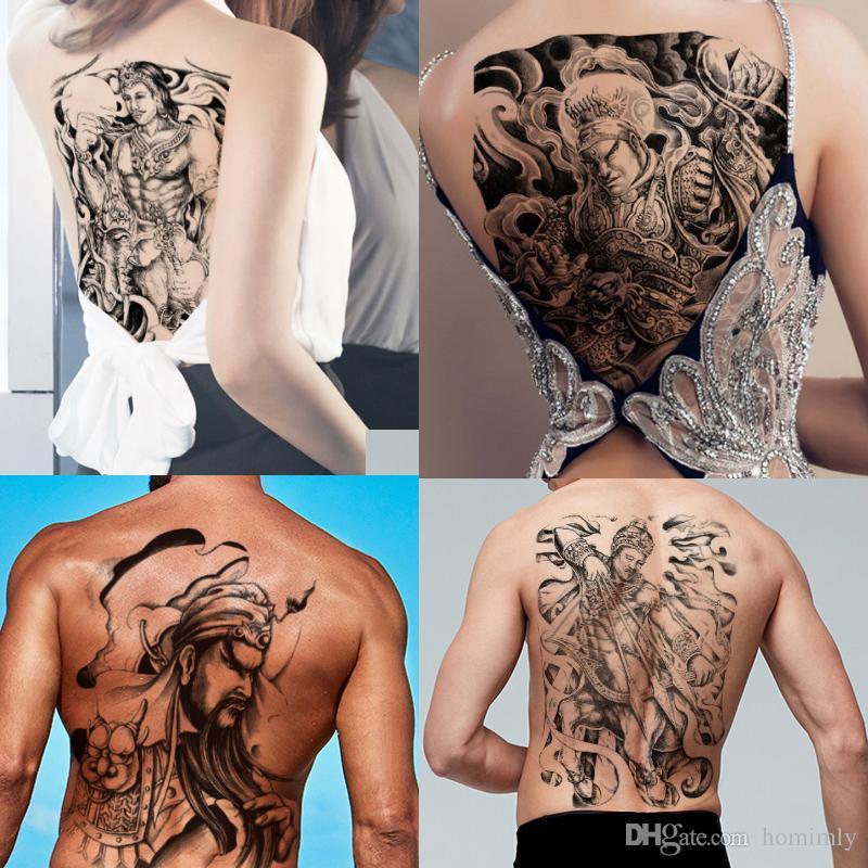 Mann tattoo muster Tattoo Muster