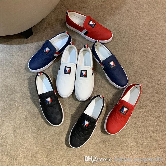 Classic Men Dressing Shoes Leather Loafers, Top Quality Desinger Slippers with Soft Sole for Fashion Men Size 38-45 with Box'
