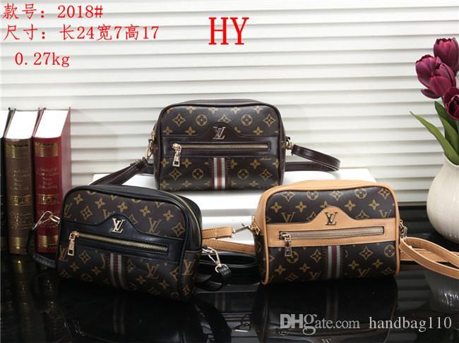 Hot vender mais novo estilo Mulheres Messenger Bag Totes sacos Lady Composite mala a tiracolo Bolsas Pures # 2018