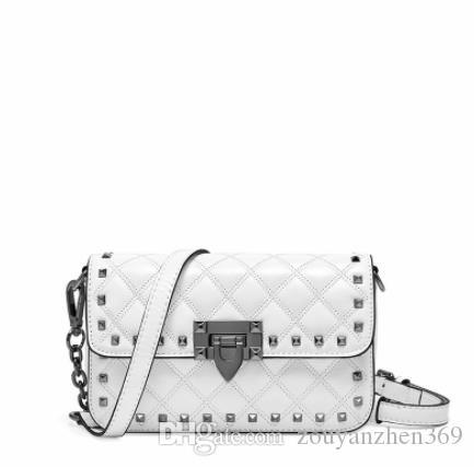 2019 новая женская сумка кожаная ромбическая цепочка сумка сумка женская