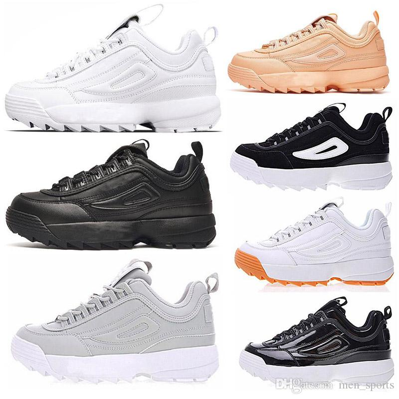 Popular Sneaker II Men Running Shoes Pink White Black Grey Designer Mens Trainers Womens Leather Sports Sneaker Shoes Size 35 45 Trail Running Shoes